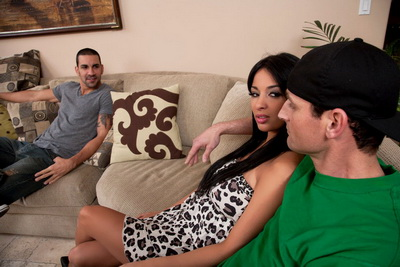 Anissa Kate & Marco Rivera in My Friend's Hot Girl